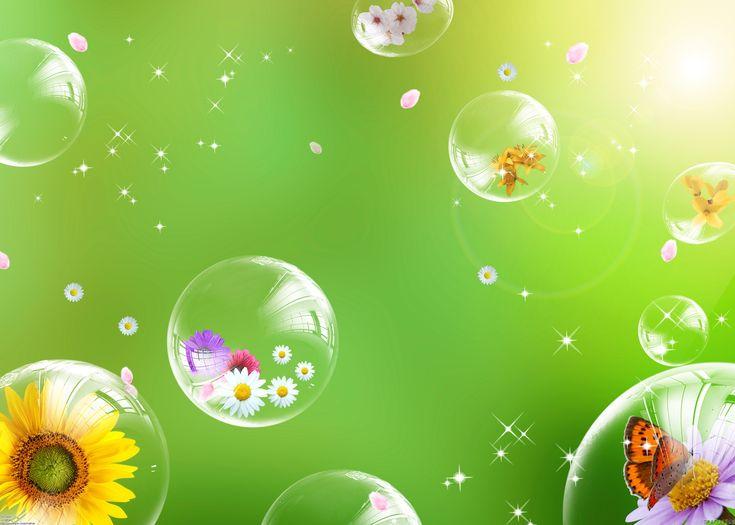 Ipad Wallpaper Little Plant In A Bubble: 160 Best Images About Bubbles On Pinterest
