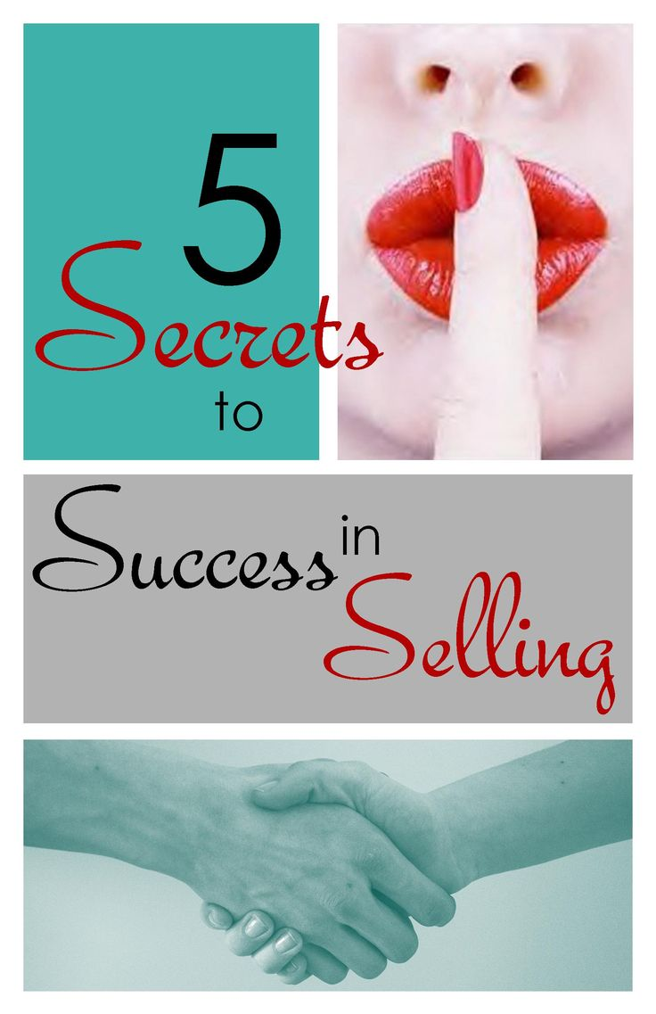 5 Secrets to Success in Selling. Click through to the Empor site learn more! emporconsulting.ca