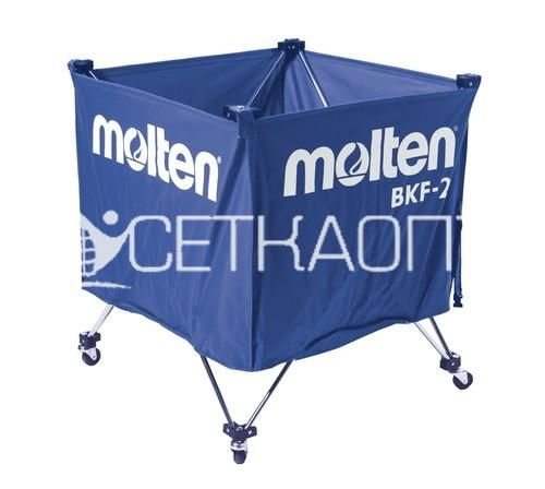 "Корзина для мячей ""MOLTEN"" BKF-2"