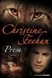 Cazadora De Libros y Magia: Presa - Saga Leopardos #05 - Christine Feehan +21