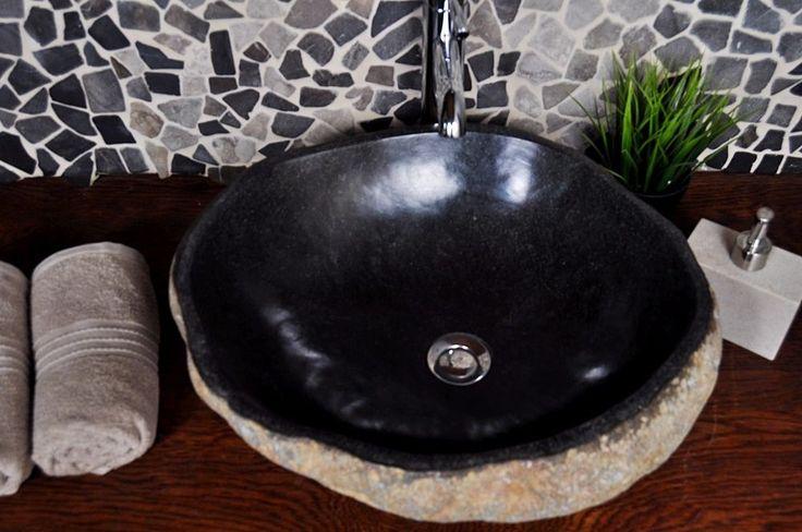 Wash Basin, River Stone RSB2 Sink Ł£109 Ebay German Seller