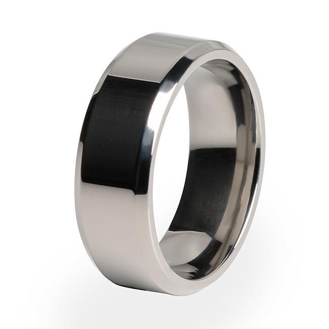Amore Mens Titanium Ring Titanium Rings For Men Wedding Rings For Women Titanium Rings