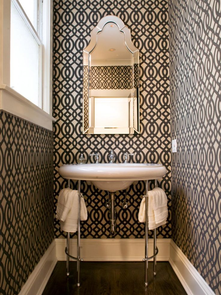 100+ Wallpaper for Small Bathrooms - Lowes Paint Colors Interior Check more at http://www.freshtalknetwork.com/wallpaper-for-small-bathrooms/
