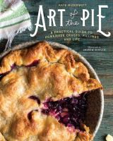 Kate McDermott makes pie-making easy and fun, as she's done across the country at her Pie Camps. Over the years, McDermott developed more than a dozen crusts, half of which are gluten-free, and in this book she gives detailed instructions for making, rolling, and baking crusts. She does not neglect a single detail when describing her ingredients, methods, and tricks for making the filling and finishing off the pie.