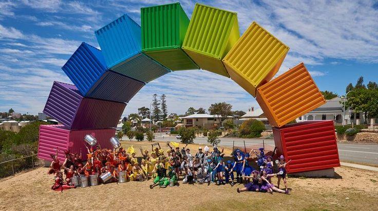 WASAMBA!! Freo's Carnival Drummers