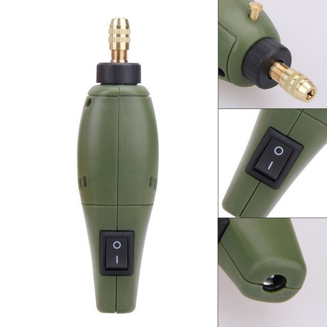 Mini Electric Drill Dremel Grinding Pen 12V DC Grinder Tool for DIY Milling Polishing Drilling Cutting Engraving Dremel Parts