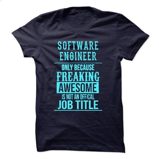 Software Engineer - #transesophageal echocardiogram #men shirts. ORDER HERE => https://www.sunfrog.com/LifeStyle/Software-Engineer-49803819-Guys.html?60505