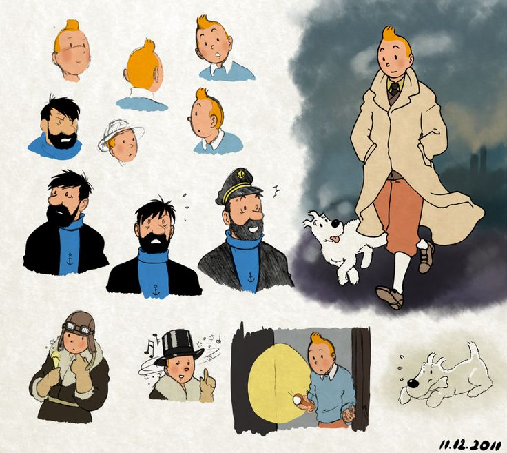 Best Tintin Images On Pinterest Book Covers Cartoons And - Cool decals for truckspeugeot cool promotionshop for promotional peugeot cool on