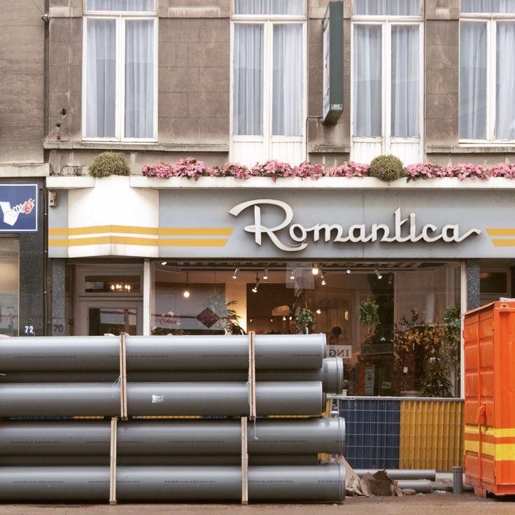 #diary #rivkahyoung #14022015 #valentinesday #romantic #antwerp #belgium #cityoflove romantica
