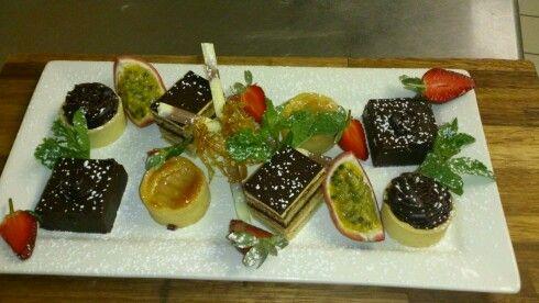 Dessert Tasting