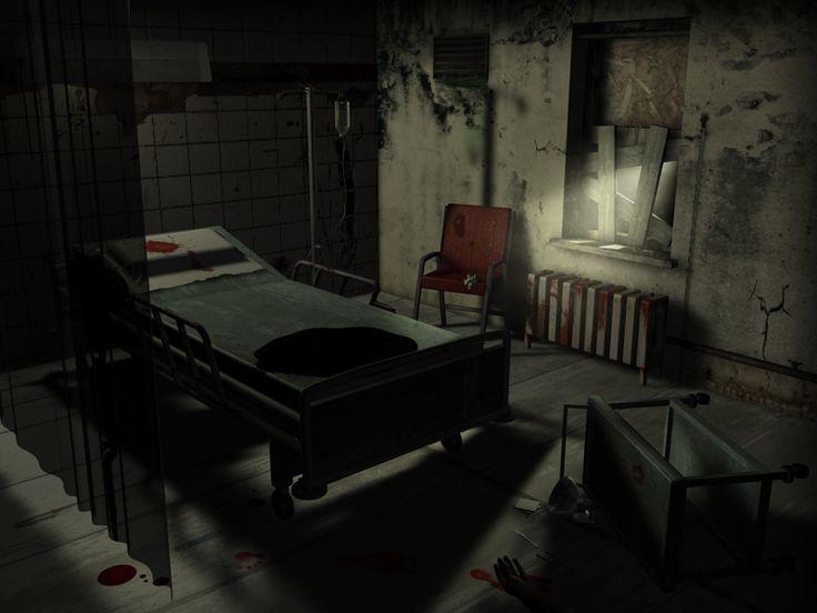 horror hospital - Google-haku