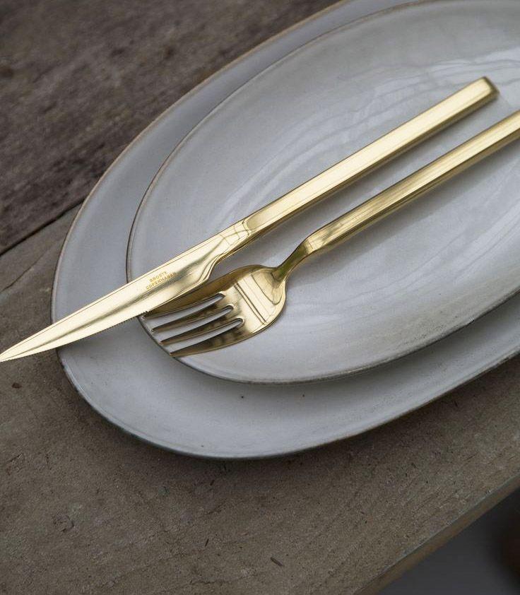 Gouden bestek van Broste Copenhagen