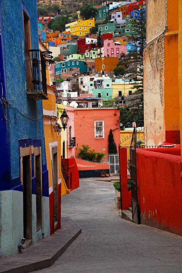 Guanajuato, Mexico Check;)