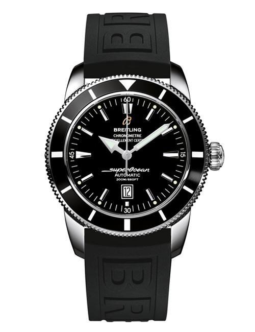 Breitling Superocean Heritage 46 noir