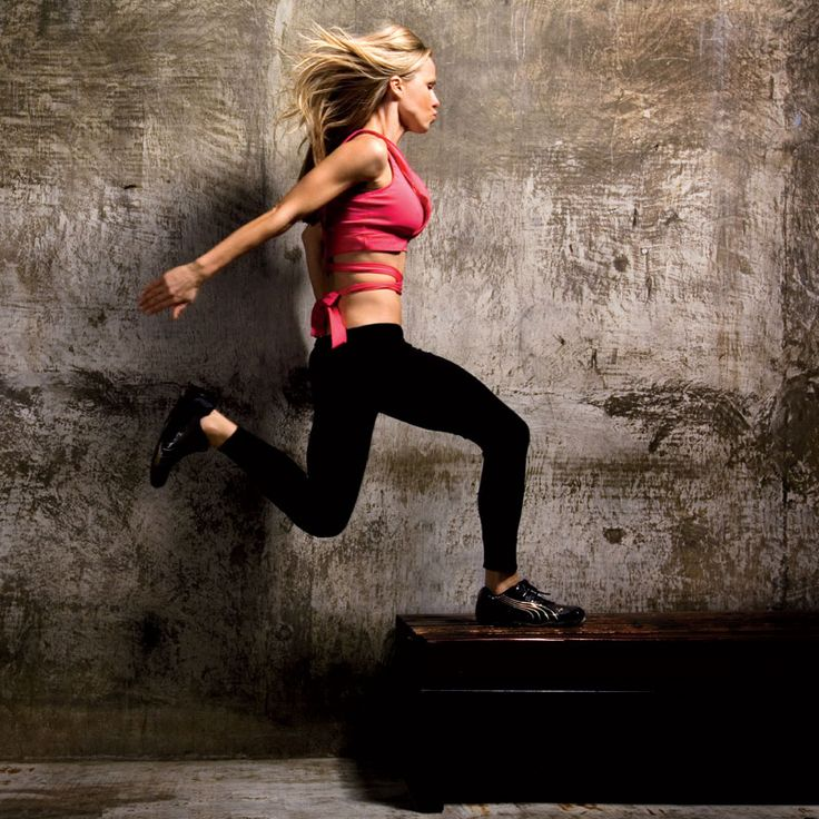 This speedy total-body workout will turbo-boost your metabolism