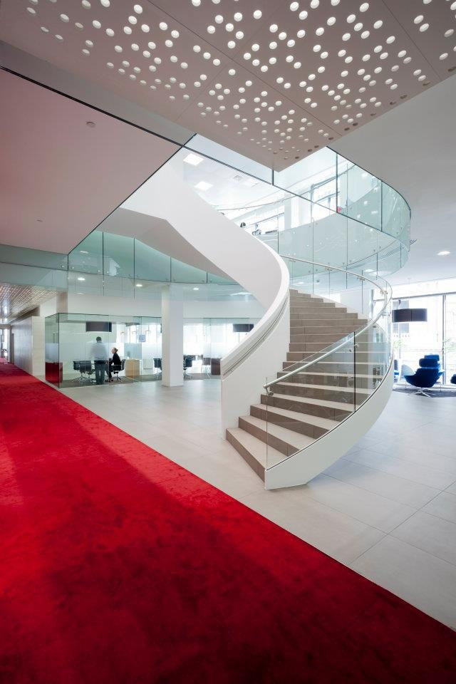 Best Helical Staircase Created For Catlin Insurance London 400 x 300