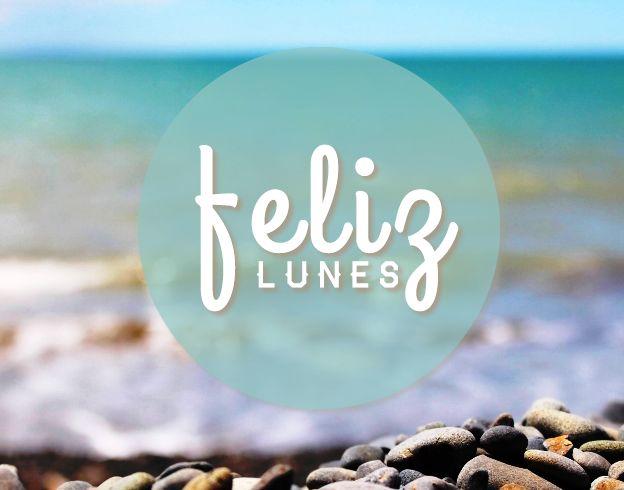 ¡Llego el verano! ¡Feliz lunes!