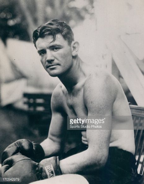 """Pride of the Irish"" James J Braddock"