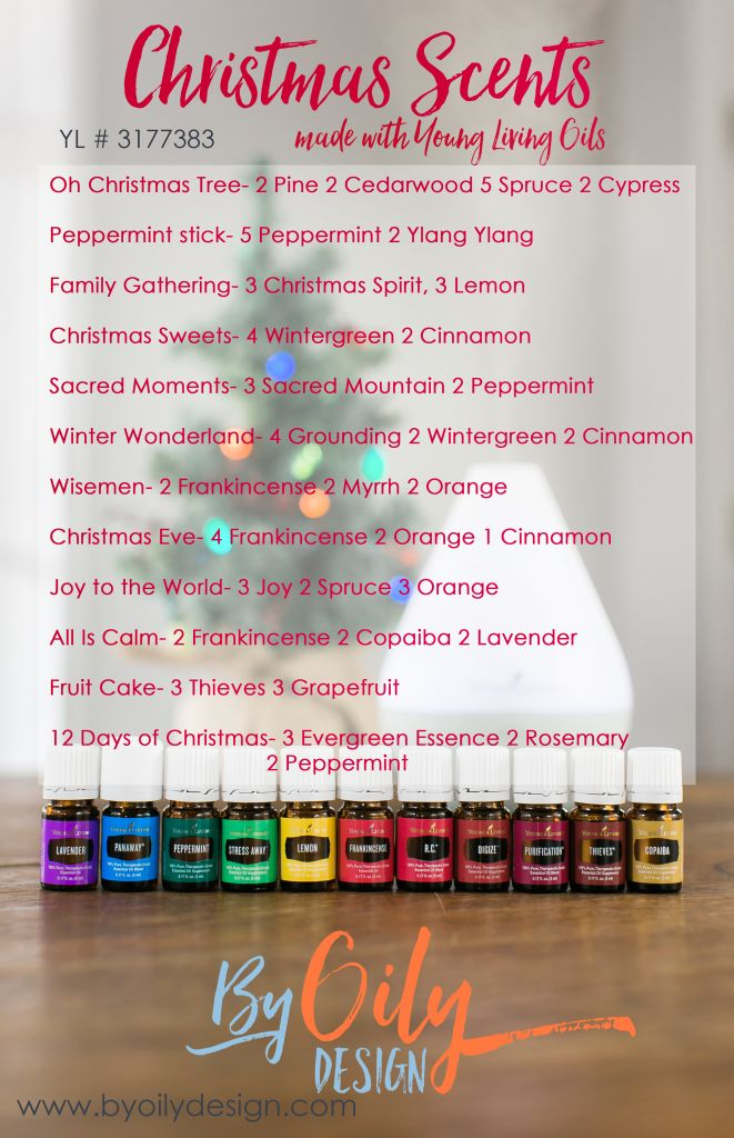 12 Essential Oil Diffuser recipes for Christmas. Christmas Diffuser recipes. Get in the Christmas Spirit by Diffusing Christmas Inspired Diffuser recipes.