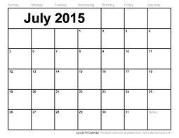 bedruckbarer Kalender 2015