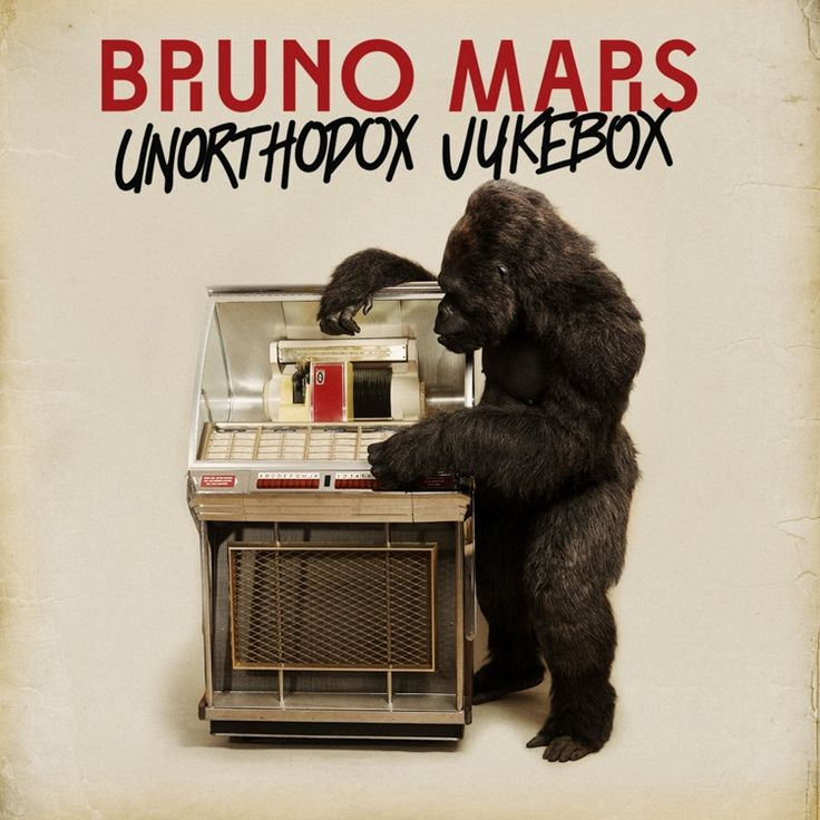 Bruno Mars Unorthodox Jukebox on LP Singer/songwriter/producer/musician Bruno Mars returns with Unorthodox Jukebox, the highly anticipated follow-up to his platinum certified breakthrough debut and Al