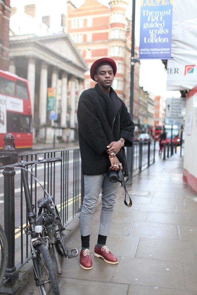 London Men's Fashion Week Fall 2014 | SNAP | WWD JAPAN.COM