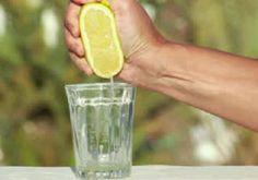 Água quente com limão desintoxica, emagrece, melhora digestão e normaliza colesterol e triglicérides   Cura pela Natureza