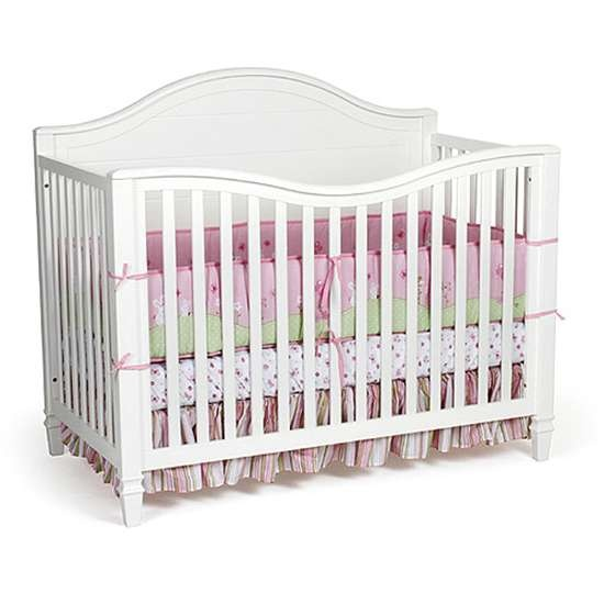 Carters Child Of Mine Sleep Tight 4 In 1 Convertible Crib