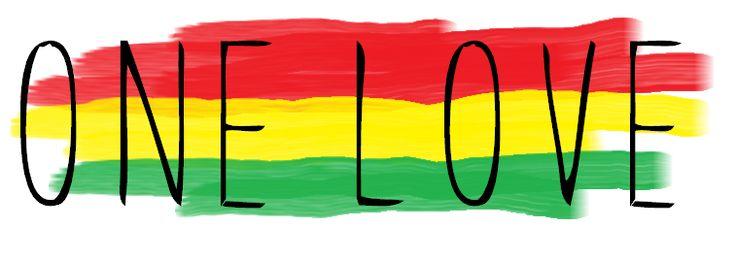 One Love  #bob #marley #rasta