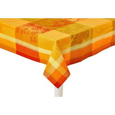 Check out this item at One Kings Lane! Marie Galante Tablecloth
