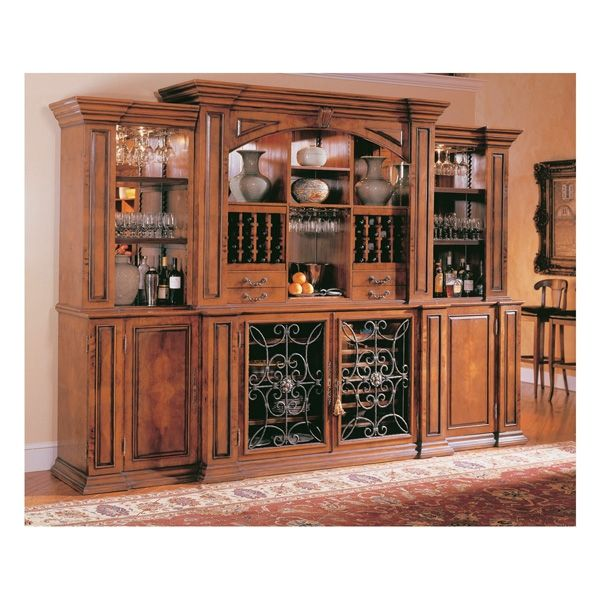 Wine Bar Wall Unit Wine Storage Display Pinterest