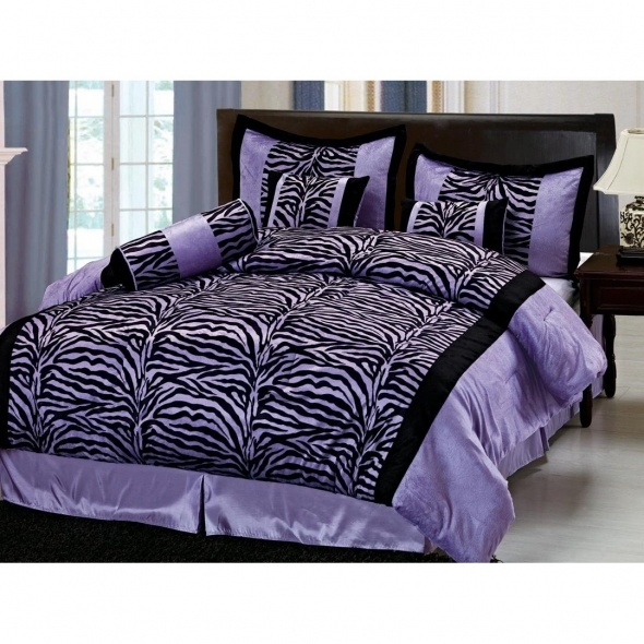 purple zebra print bedroom decor purple zebra bedding this for the home 19575