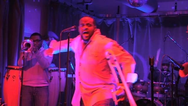 An awesome 40-minute jam session featuring Jeff Bradshaw: LOVELIFE Concert by BLIS.fm. A special presentation of The Raheem DeVaughn Show from Studio 202.