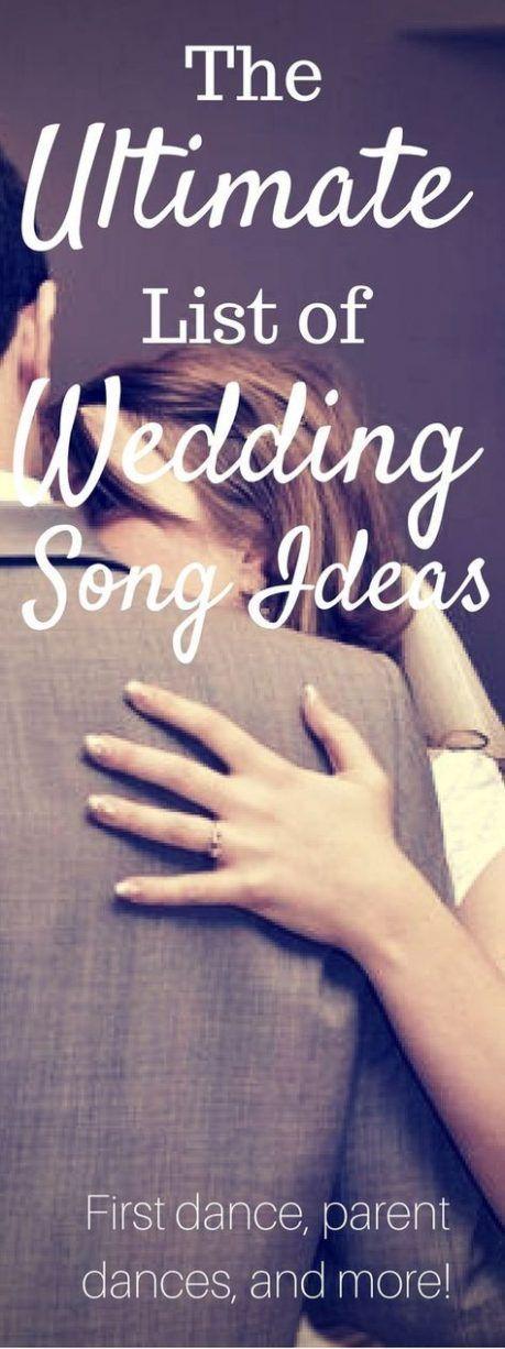 Trendy Wedding Reception Music Playlist Father Daughter Ideas