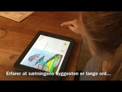 """Kamma bygger sætninger - YouTube De tre apps """"Henning Hamster"""", """"Karlo Kat"""" og """"Rikke Rotte"""" fås både i AppStore og GooglePlay."""