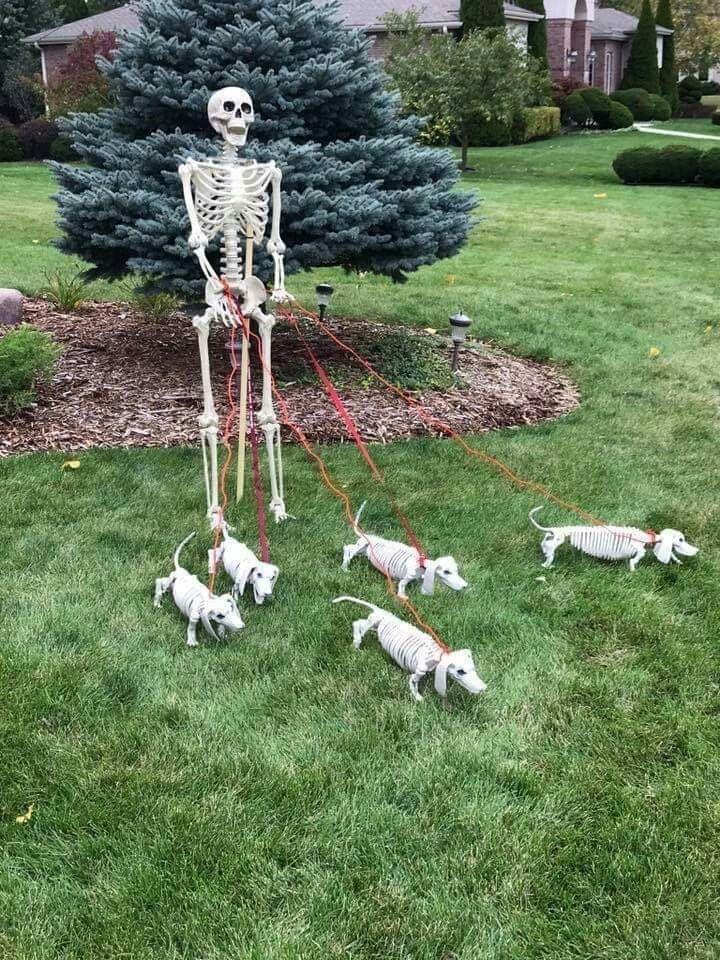 Skeleton Bridge Halloween 2020 Halloween Decoration Noise, Halloween Decoration Nz, Halloween