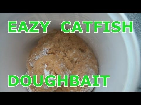 THE BEST CATFISH BAIT ON THE RIVER BANK. Here is the recipe : 2 cups of flour(all purpose), 1 box of Mac'n cheese (just the cheese powder) any brand, 1/4 cup...