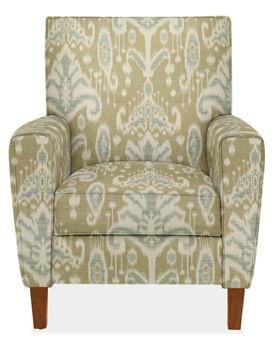 Harper Chair in Mikado Sage