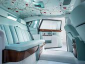 "Rolls-Royce has created Serenity, a one-of-a-kind Phantom with a made-to-order interior, hand-crafted to be the ""ultimate luxury."""