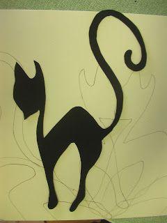 sagome di animali come modulo per la composizione.
