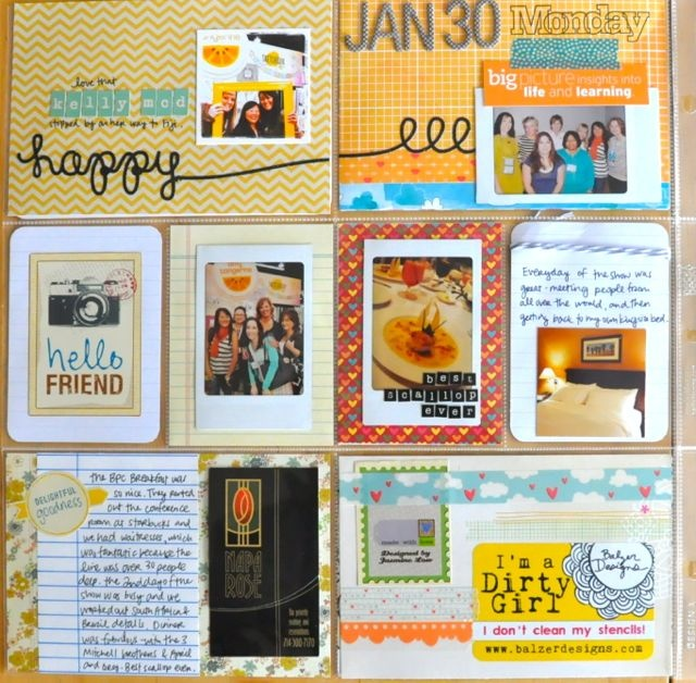.Projects Life 365, Amy Tans, Tape Giveaways, Mondays Cards, Projects Life Layout, Amy Tangerine, Washi Tape, Smash Projects Life, Projects Life Sn P