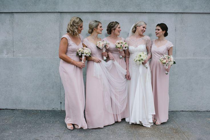 Bespoke Bridesmaids dresses by Amber Whitecliffe