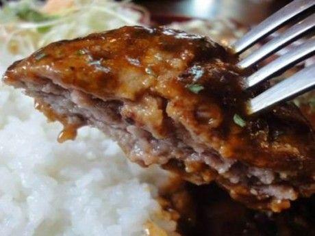 鎌倉食堂の「葉山牛のハンバーグ」 http://eco.fmyokohama.co.jp/news/30544