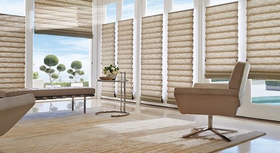 Vignette® Window Treatments | Alpharetta, GA | Classic Blinds & Shutters Design Center