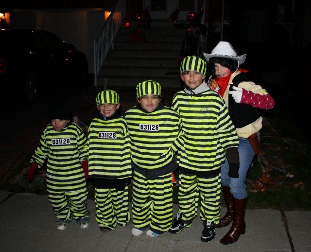 Homemade Boy Halloween Costumes Ideas