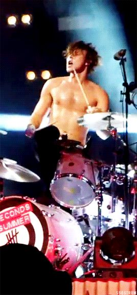 Holy mother of all things holy. My eyes are popping out of my head. Jeez Ashton, some warning would've been nice (I'm dead)