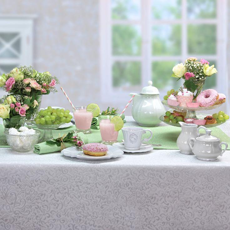 71 besten Tischdeko Ideen für Frühling und Sommer Bilder auf ...