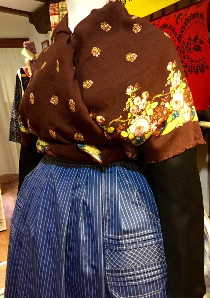 traje de faena