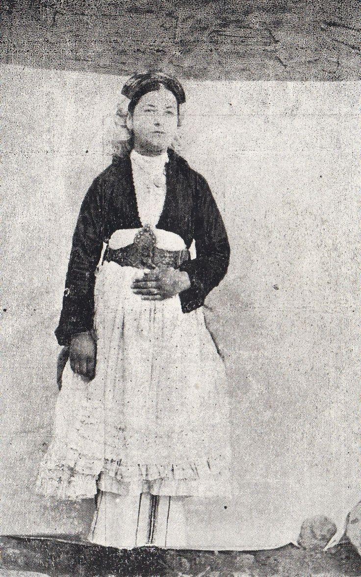 Ενδυμασία Σουφλίου Φωτογραφία Κ. Κουρτίδη Θρακικά , τόμος Γ` , 1931