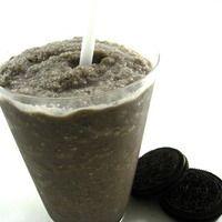 skinny oreo milkshake